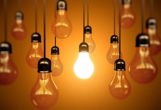 ¡enciende la lámpara!