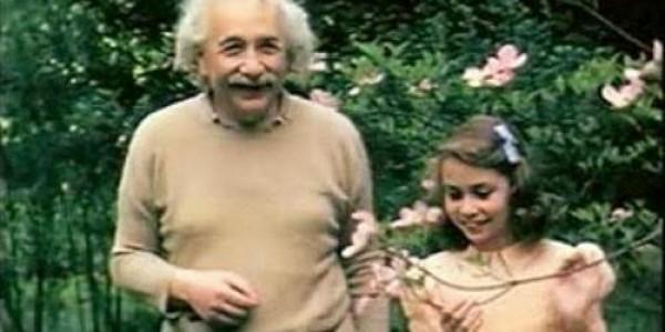 Carta de Einstein a suhija